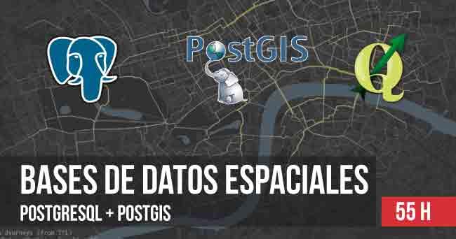 Curso de PostGIS