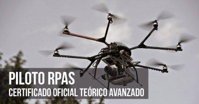 CURSO PILOTO DE RPAS Imasgal