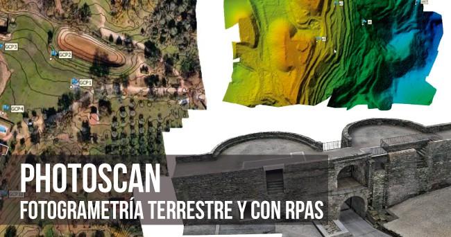 presentación curso photoscan Imasgal