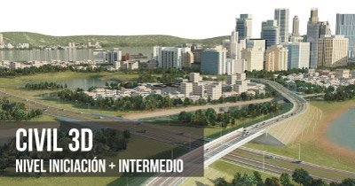 civil 3d nivel iniciacion intemedio imasgal