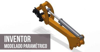 inventor modelado parametrico imasgal