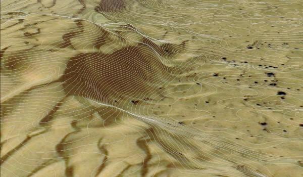 Imagen programa topografía