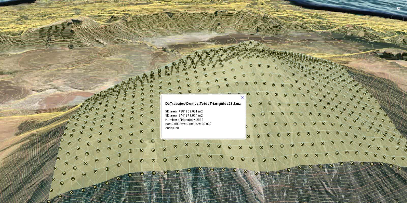 Imagen de Protopo en Google earth