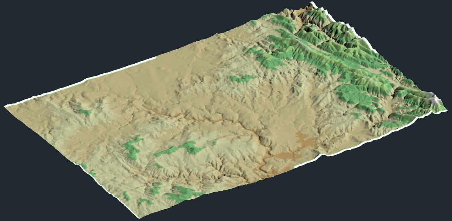 Qué es AutoCAD Map 3D-15