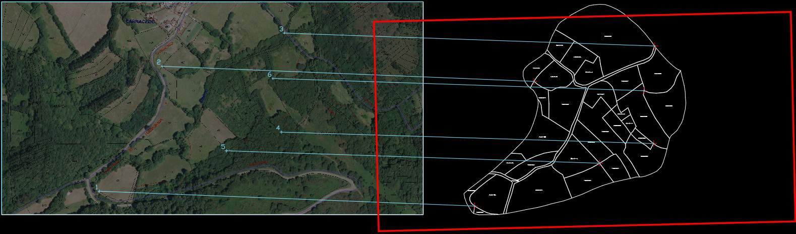 Qué es AutoCAD Map 3D-7