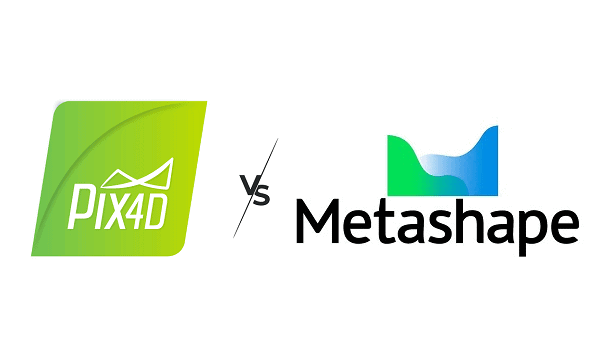 Pix4D vs Metashape