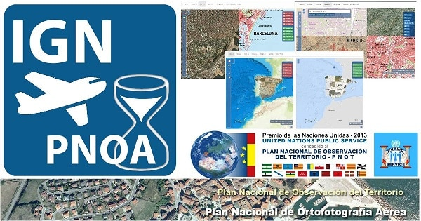 El proyecto PNOA-LiDAR